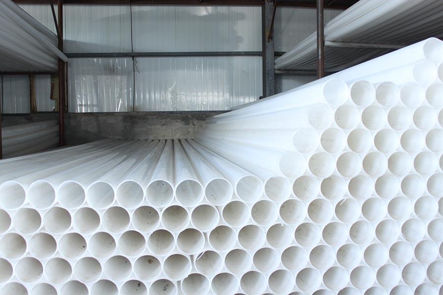 灌溉管(白直管)
