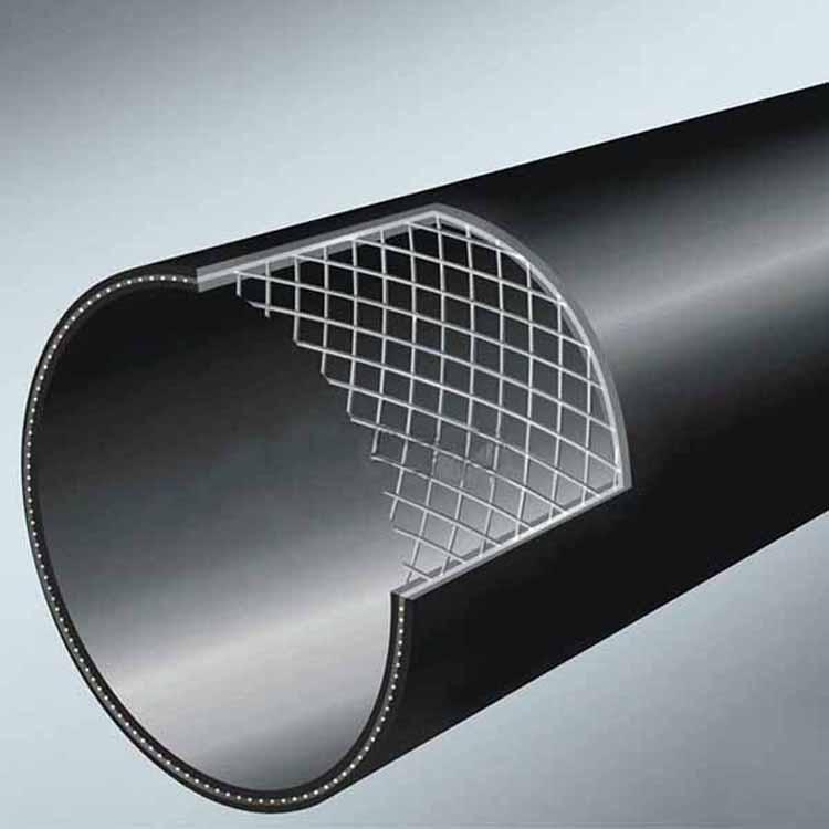 你知道PE钢丝网骨架塑料复合管开裂的原因吗?